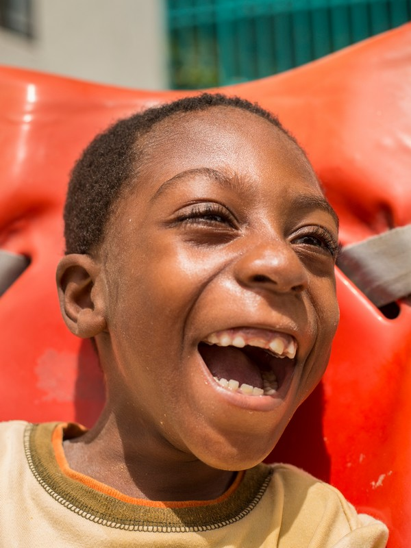 Enfant du Village Espoir, 2014