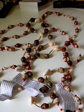 Colliers de Jacqueline