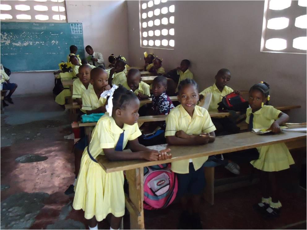 Ecole Bon Semeur I - CP