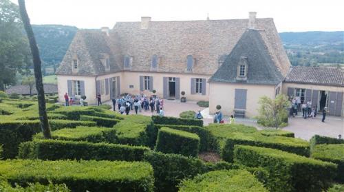 Les 10 ans de l'association, en Périgord noir