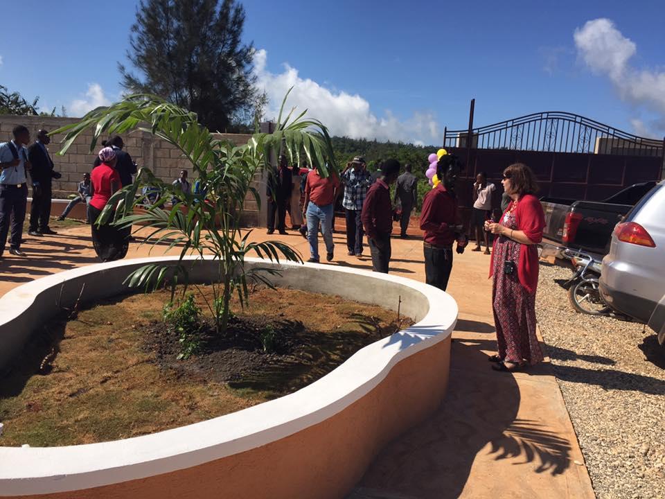 Inauguration de la nouvelle école