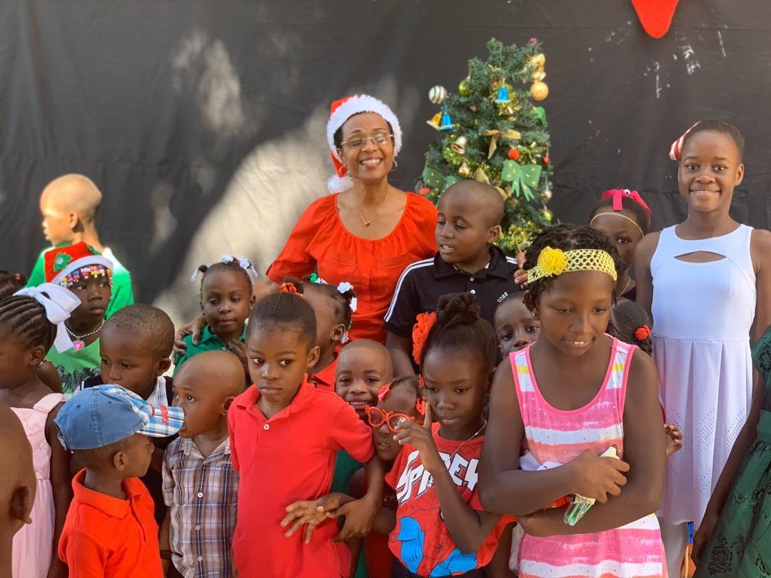 Noël 2019 à la Fondation des Enfants en Haïti