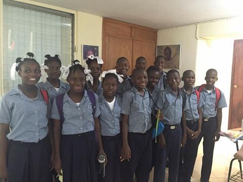 Rentrée des classes 2016 à la FEH en Haïti