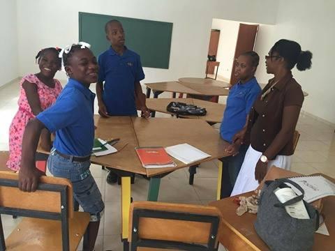 Rentrée des classes en Haïti