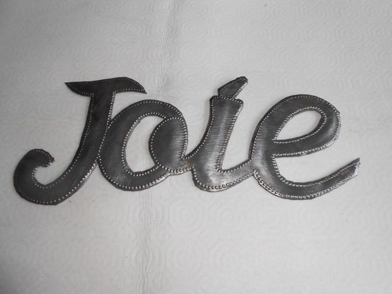 Bosmetal  JOIE Haïti