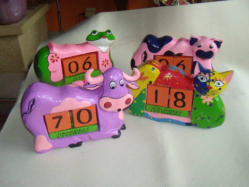 Calendrier animaux