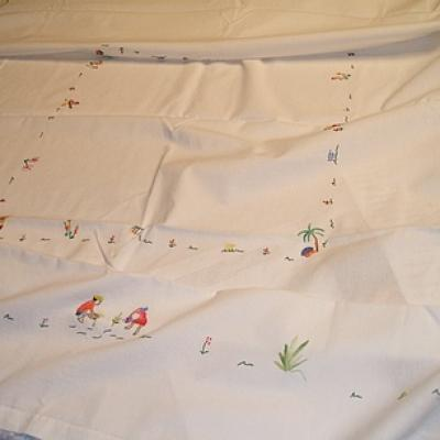 Housse coussin, Etole, Nappe, Tricots, textiles