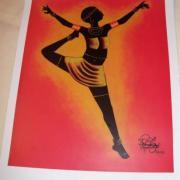 Danseuse Haïtienne