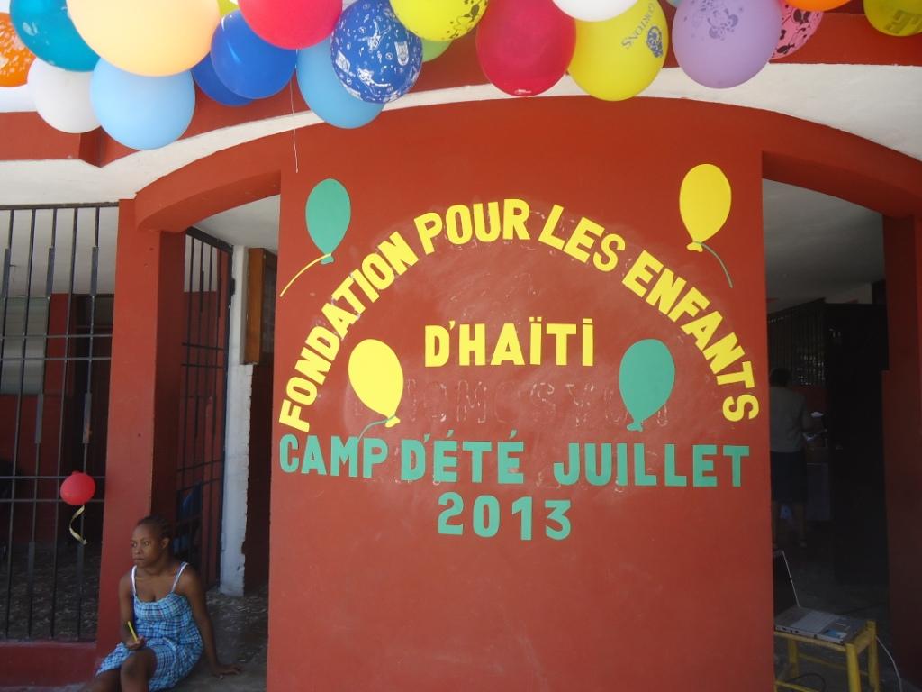 Camp d'été 2013 à la FEH