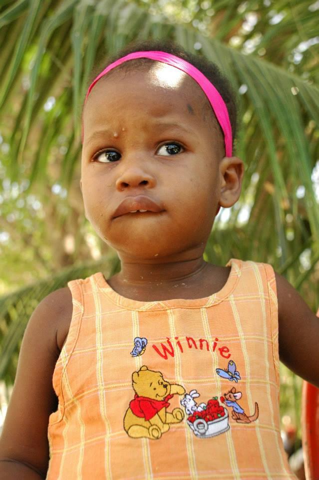 Dorothy Leila, 2 ans