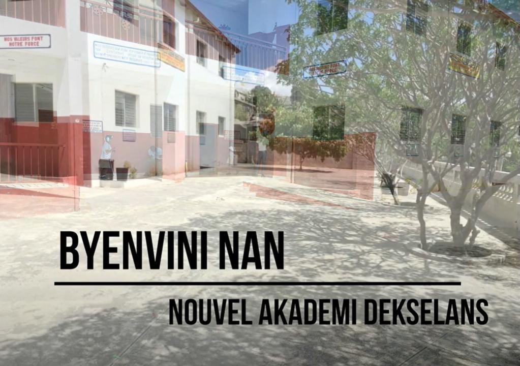 Portes ouvertes à la Nouvelle Académie d'Excellence