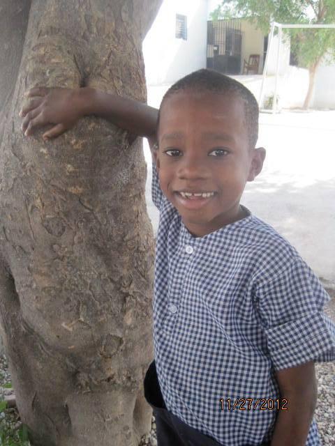 Marvens Laguerre, 7 ans