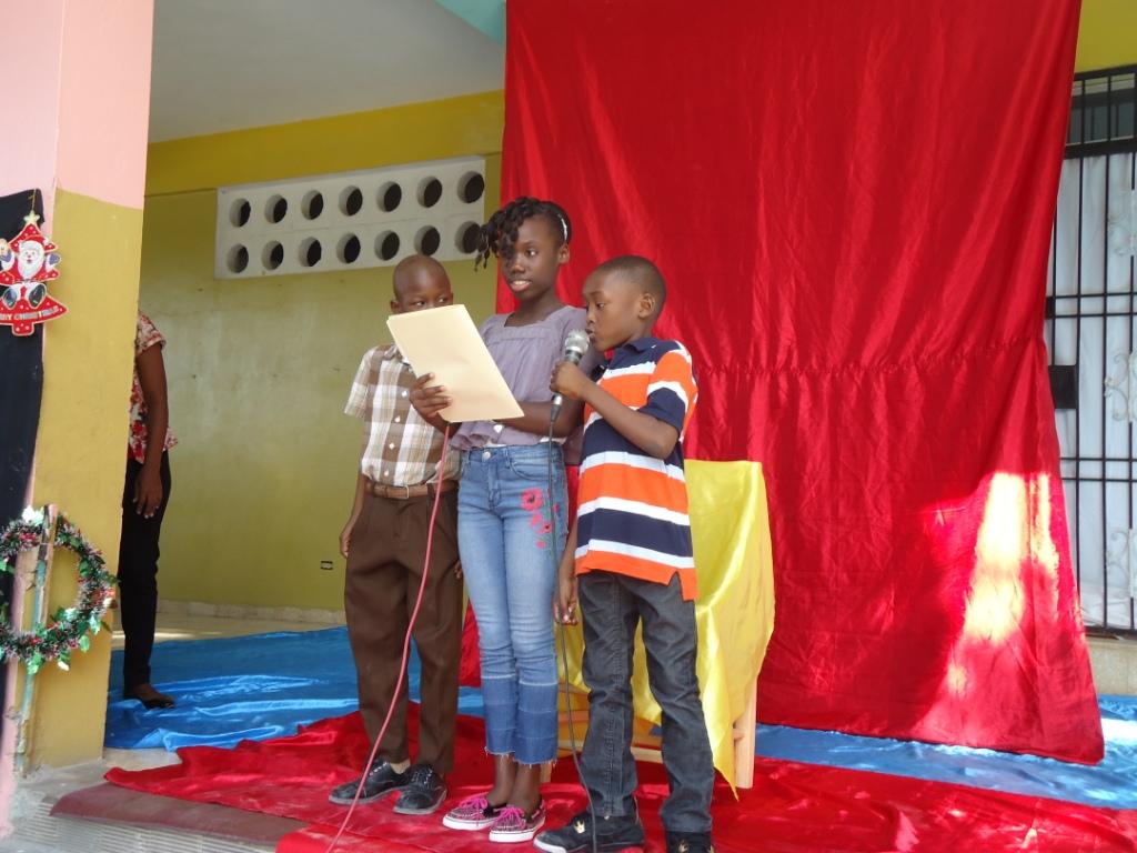 Noël 2019 en Haïti